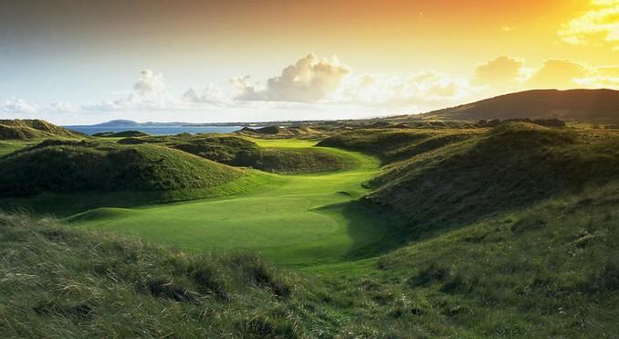 Campo european club campos de golf en irlanda viajes for Oficina de turismo de irlanda